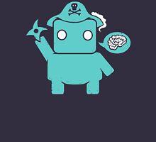 Ninja, Pirate, Robot, Zombie | Cute Geek Character Unisex T-Shirt