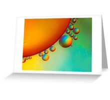 Up up and away Greeting Card
