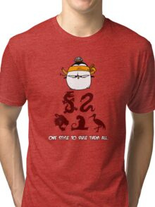 One Style To Rule Them All v.1 Tri-blend T-Shirt