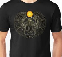 Sacred Scarab (v2) Unisex T-Shirt