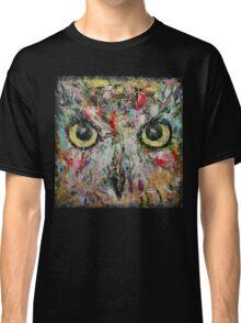 Mystic Owl Classic T-Shirt