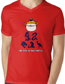 One Style To Rule Them All v.3 Mens V-Neck T-Shirt