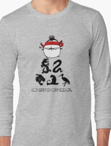 One Style To Rule Them All v.4 Long Sleeve T-Shirt
