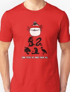 One Style To Rule Them All v.4 Unisex T-Shirt