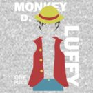 Supernova Monkey D. Luffy Vector by pandapop23