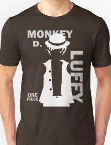 Supernova Monkey D. Luffy Vector WHITE T-Shirt