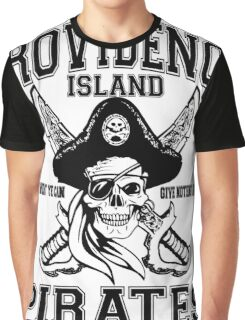 New Providence Island Pirates Graphic T-Shirt