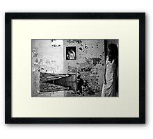 Abandoned Psychiactric Hospital, New York Framed Print