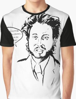 Ancient Aliens - Im Not Saying It Was The Aliens Graphic T-Shirt