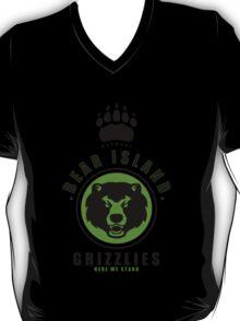 House Mormont Sports Badge T-Shirt