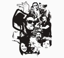 MEME COLLAGE! [VECTOR] by Dope Prints