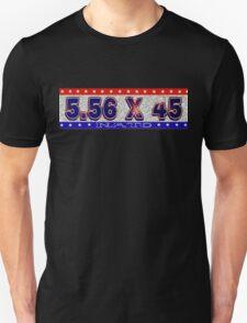 5.56 X 45  NATO T-Shirt