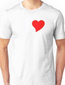 I Heart UX Unisex T-Shirt