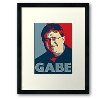 GABE Framed Print