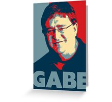 GABE Greeting Card