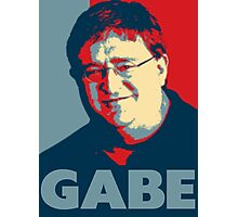 GABE Photographic Print