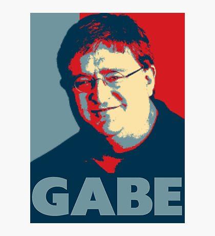 GABE Photographic Print