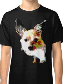 Terrier dog logo Classic T-Shirt