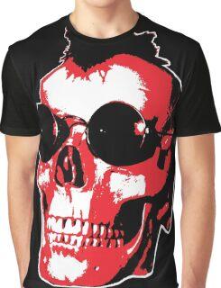 Mohawk Skull - Rock'n'Roll Graphic T-Shirt