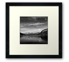 Zell am See I Framed Print