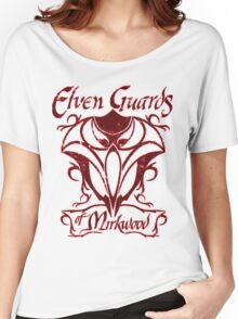Elven Guards of Mirkwood The Lord of the Rings Women's Relaxed Fit T-Shirt