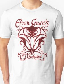 Elven Guards of Mirkwood The Lord of the Rings T-Shirt