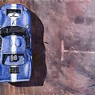 Ford GT40 Leman Classic  by Yuriy Shevchuk