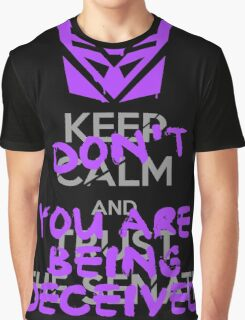 DON'T Keep Calm Graphic T-Shirt