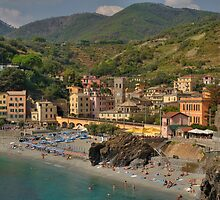 Monterosso, Cinque Terre by TLCPhotography