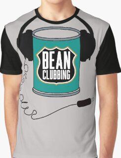 Bean Clubbing Graphic T-Shirt