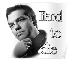 Tsipras : Hard to Die Poster