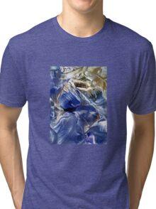 Neptunian sapphire Tri-blend T-Shirt