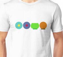 South Park Minimalist Unisex T-Shirt