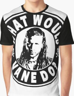 What Would Vane Do Graphic T-Shirt