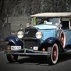 DeSoto CF 1930 by Geoffrey Higges
