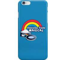 Magically Delicious   Funny Unicorn Shirt iPhone Case/Skin