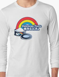 Magically Delicious | Funny Unicorn Shirt Long Sleeve T-Shirt