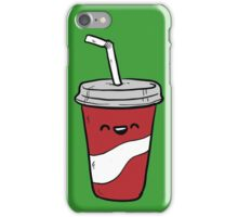 Drinking Cup iPhone Case/Skin