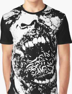 Undead Zombie Illustration Graphic T-Shirt