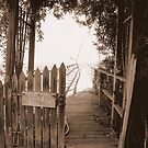 Private Pier* by Laurie Perry
