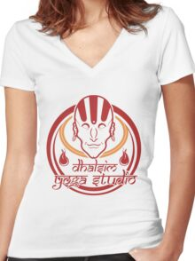 Find your Zen Women's Fitted V-Neck T-Shirt