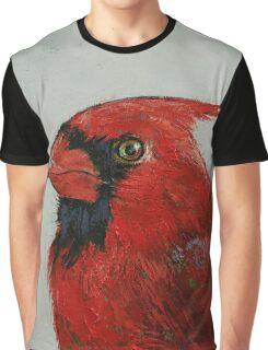 Cardinal Graphic T-Shirt