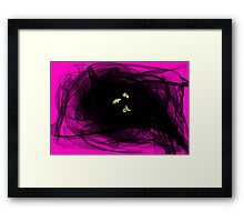 this is titled 'only hope' Framed Print