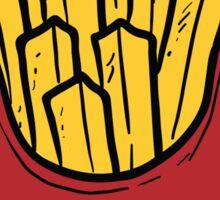 Nice Fries! Sticker