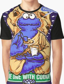 One With Cookie Graphic T-Shirt