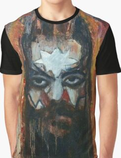 ROY WOOD Portrait. Wizzard, ELO, The Move Graphic T-Shirt