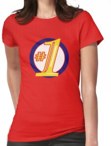 I'm Number One Womens Fitted T-Shirt