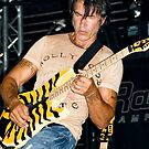 George Lynch of Dokken by Paulino Pagalleria