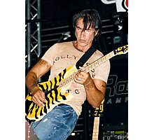 George Lynch of Dokken Photographic Print