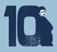 Doctor Who 10 Blue by ayn08gzu